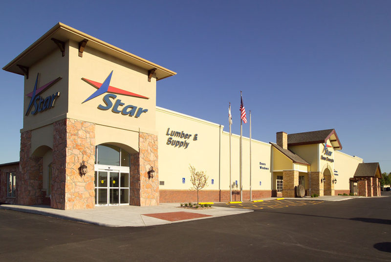Star Lumber Wichita KS West St
