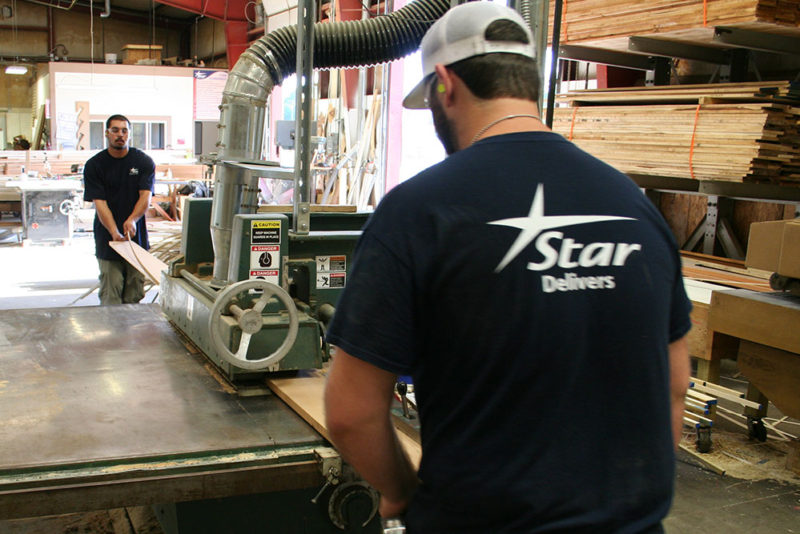 Star millwork and mouldings