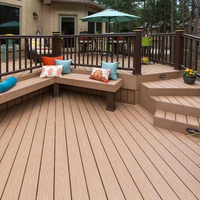 TimberTech decking