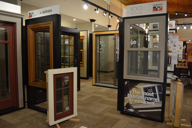 home concept showroom